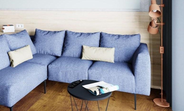Sandburg Langeoog Couch