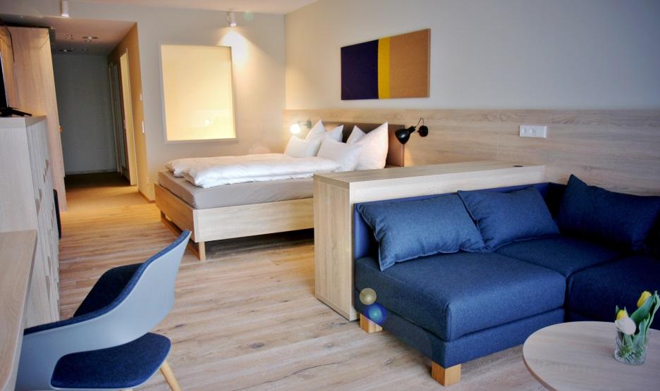 Hotel DIe Sandburg Langeoog Zimmer