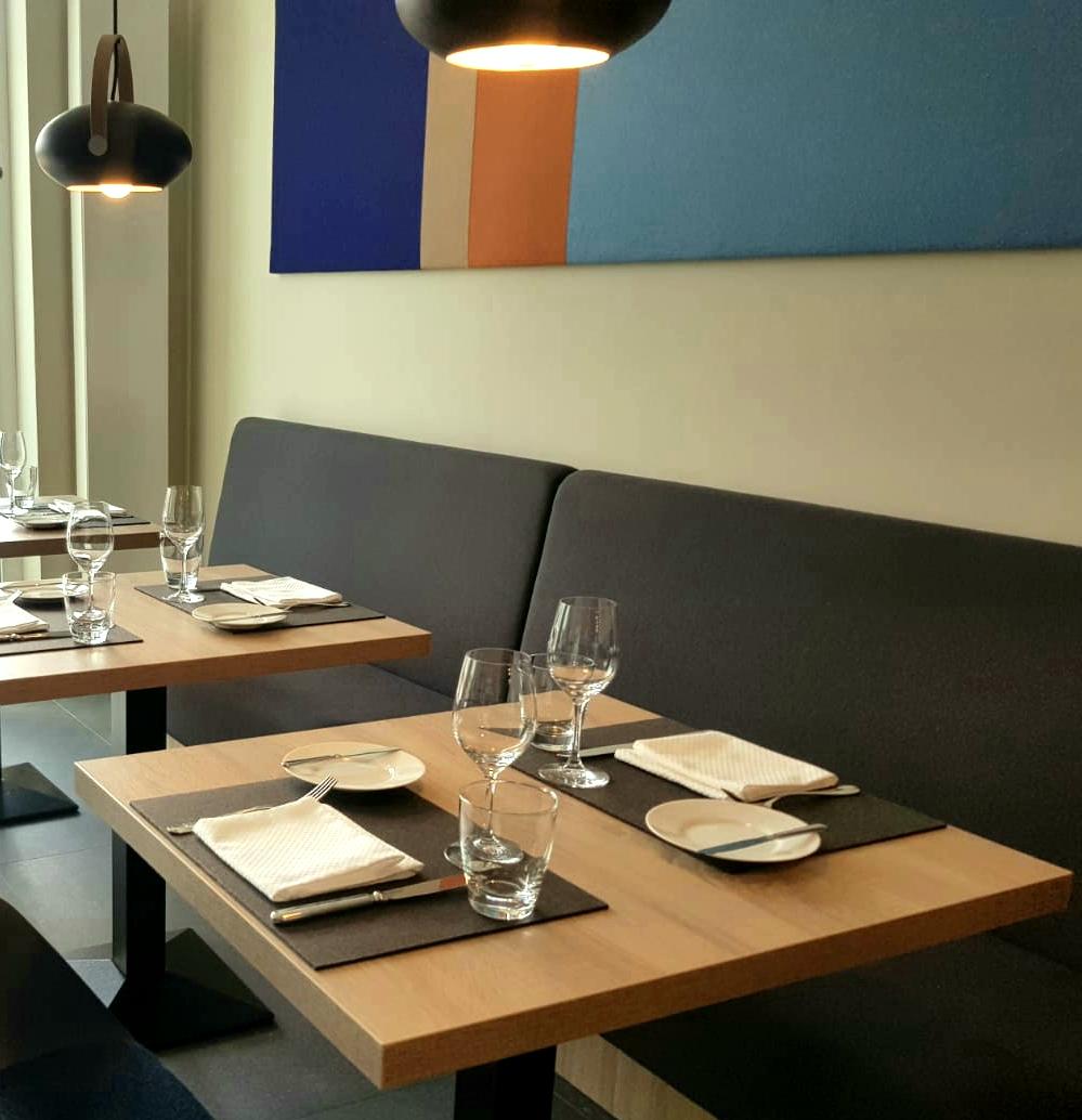 Hotel Die Sandburg Langeoog - Restaurant 1