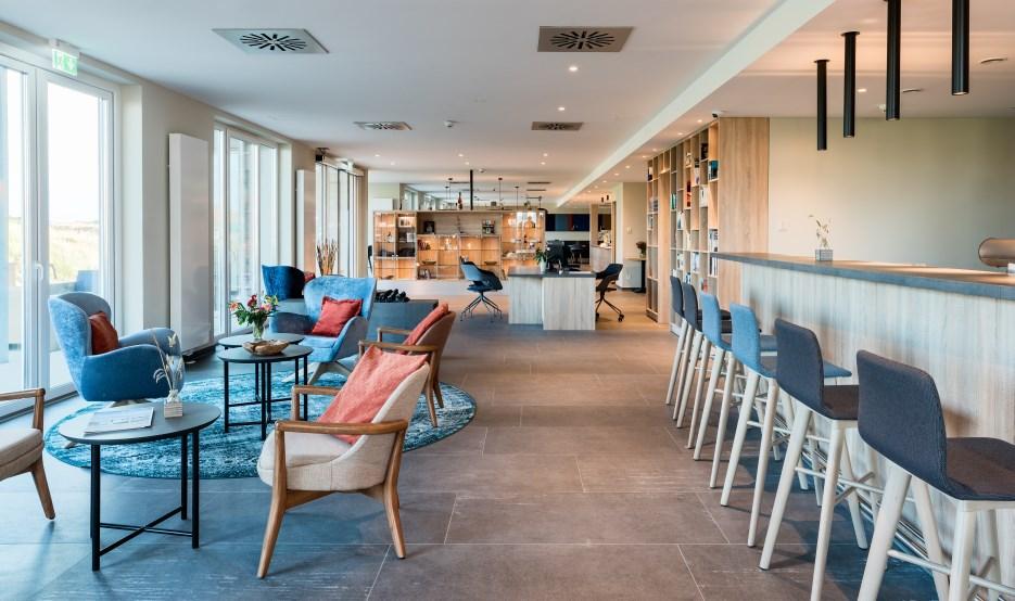Hotel Die Sandburg Langeoog - Bar 4