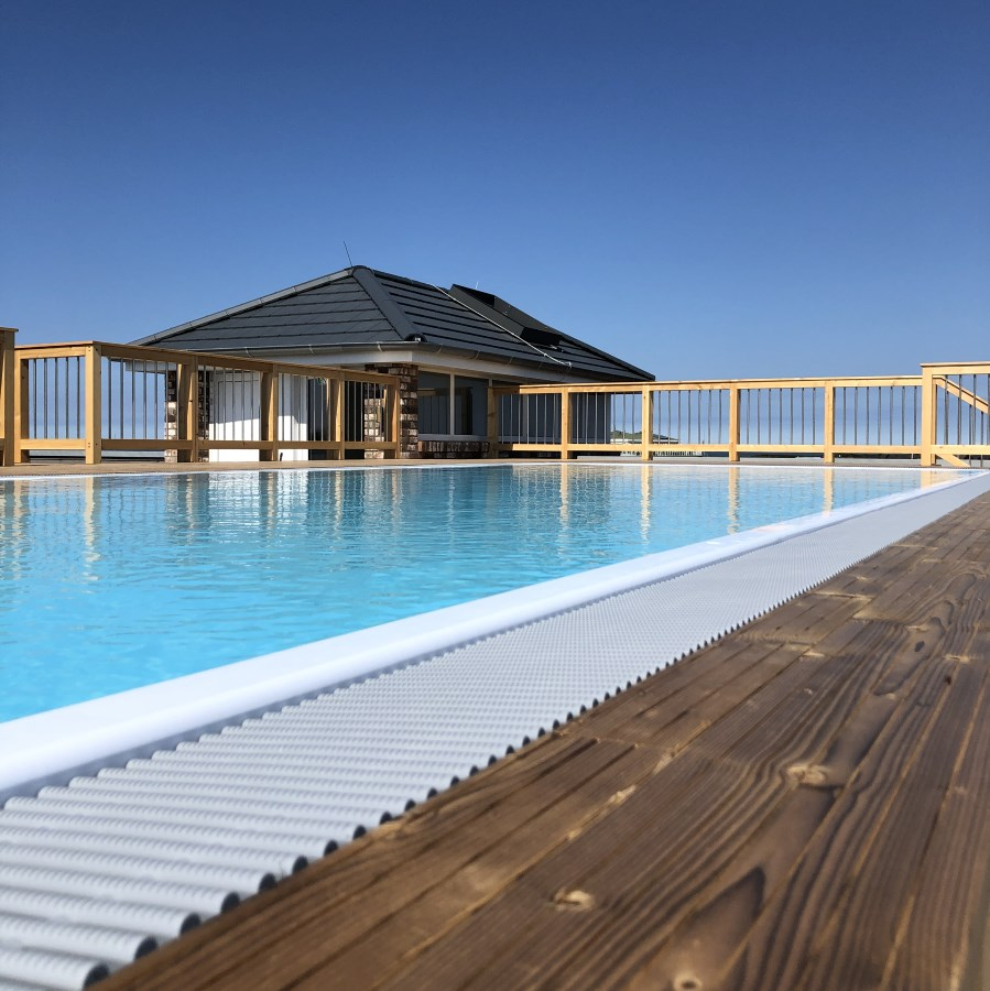 Hotel Die Sandburg Langeoog - Pool 3