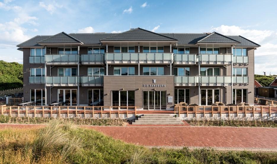 Hotel Die Sandburg Langeoog 3