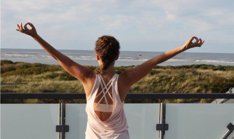 Hotel DIe Sandburg Langeoog - Yoga Special