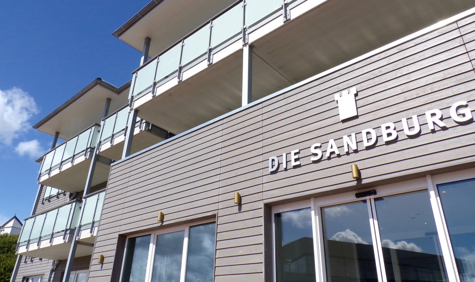 Hotel DIe Sandburg Langeoog - Herbstspecial