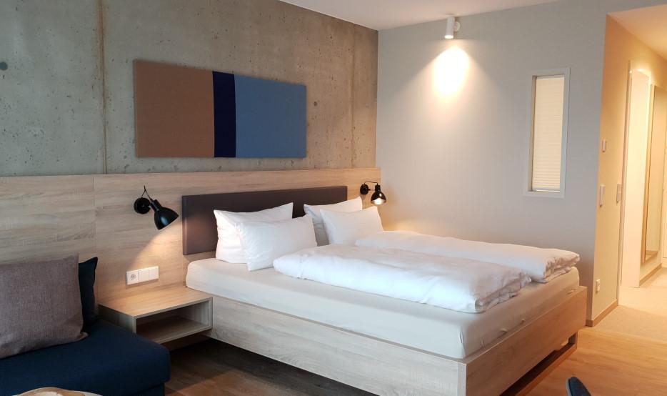 Hotel Die Sandburg Langeoog - Doppelzimmer