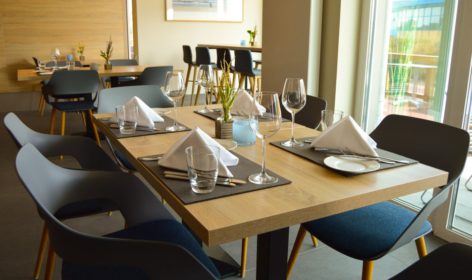Hotel Die Sandburg Langeoog - Restaurant 5