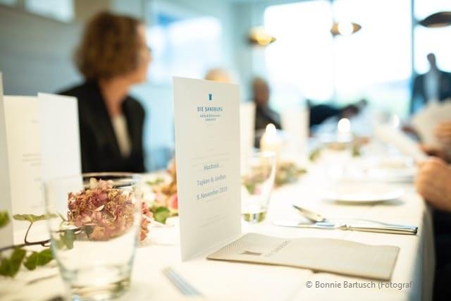 Hotel Die Sandburg Langeoog - Hochzeit 1