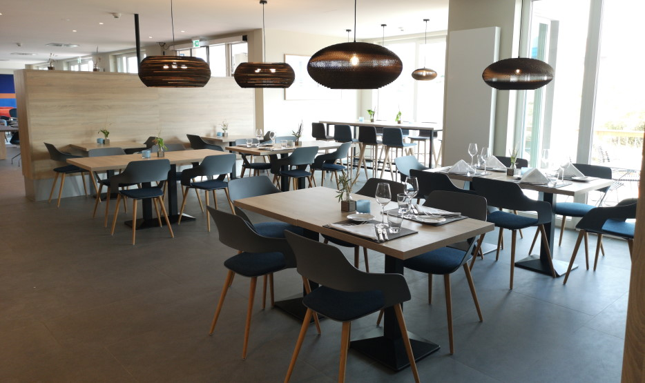 Hotel Die Sandburg Langeoog - Restaurant 6