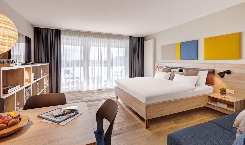 Hotel DIe Sandburg Langeoog - Familienzimmer 3