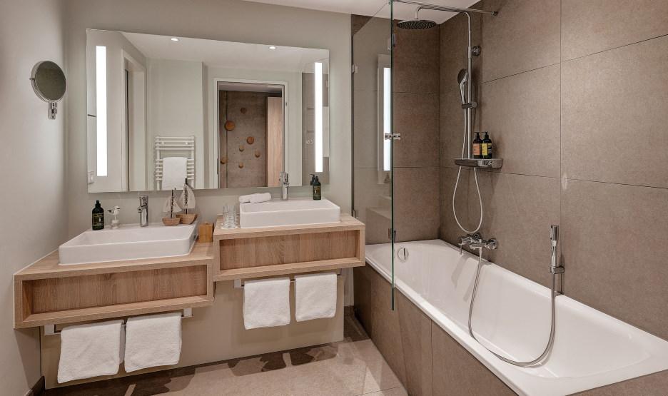 Hotel DIe Sandburg Langeoog - Familienzimmer 4