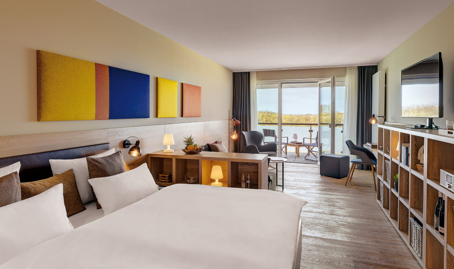 Hotel DIe Sandburg Langeoog - Junior Suite 1