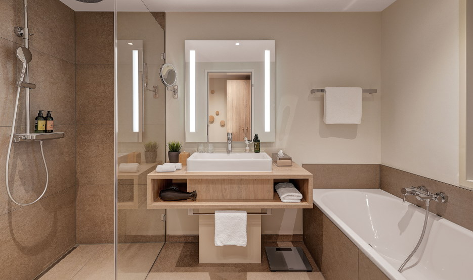 Hotel DIe Sandburg Langeoog - Junior Suite 2