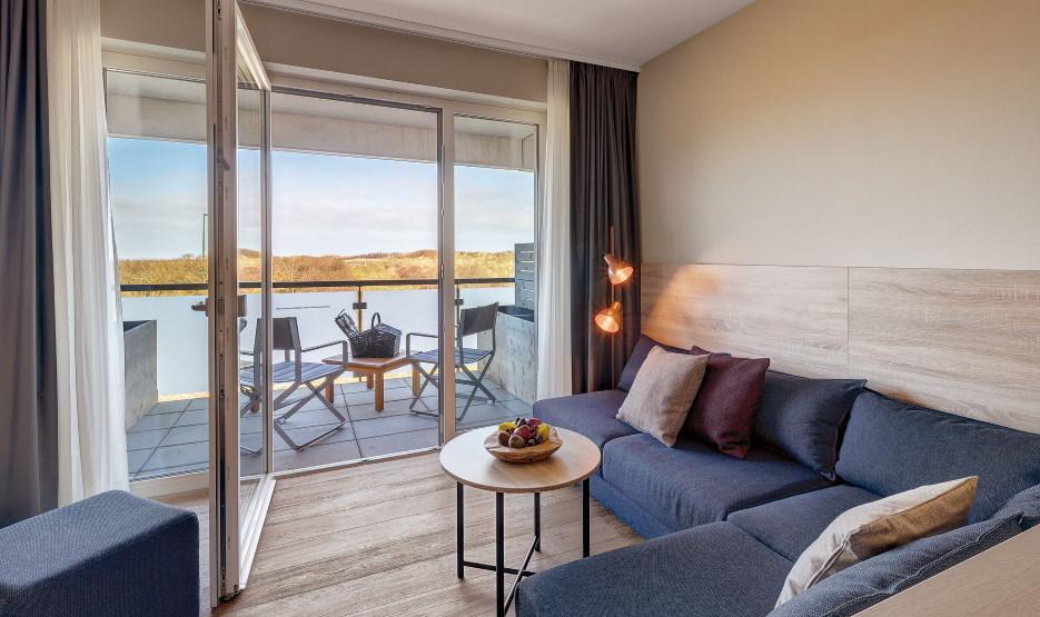 Hotel DIe Sandburg Langeoog - Junior Suite 3