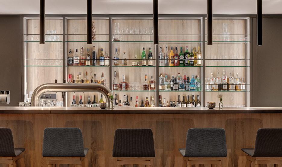 Hotel Die Sandburg Langeoog - Bar 6