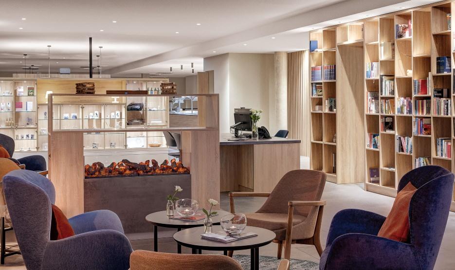 Hotel Die Sandburg Langeoog - Bar 7