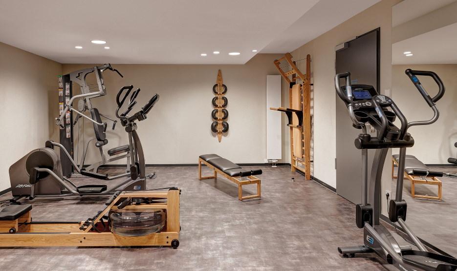 Hotel Die Sandburg Langeoog - Fitness 2