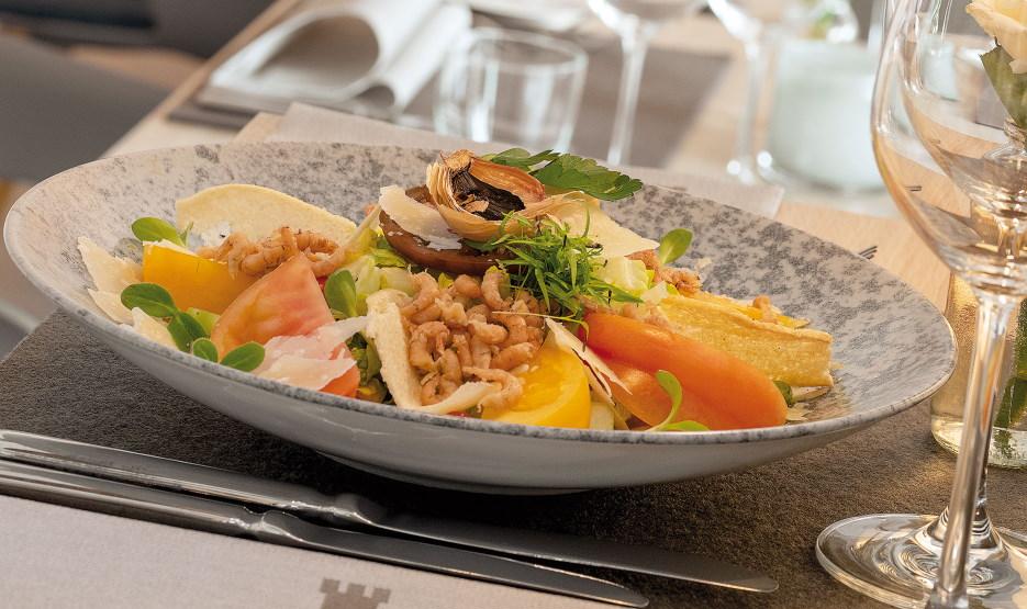 Hotel Die Sandburg Langeoog - Restaurant 11