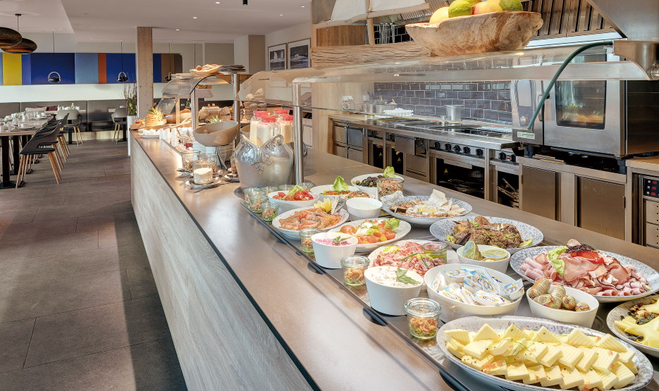 Hotel Die Sandburg Langeoog - Restaurant 12