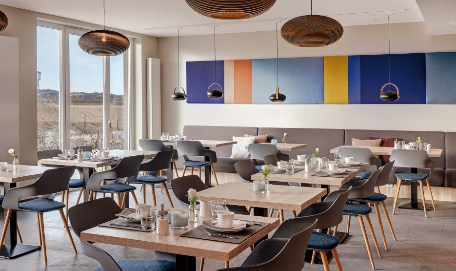 Hotel Die Sandburg Langeoog - Restaurant 7