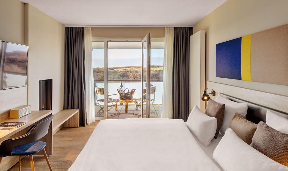 Hotel Die Sandburg Langeoog - Suite 3