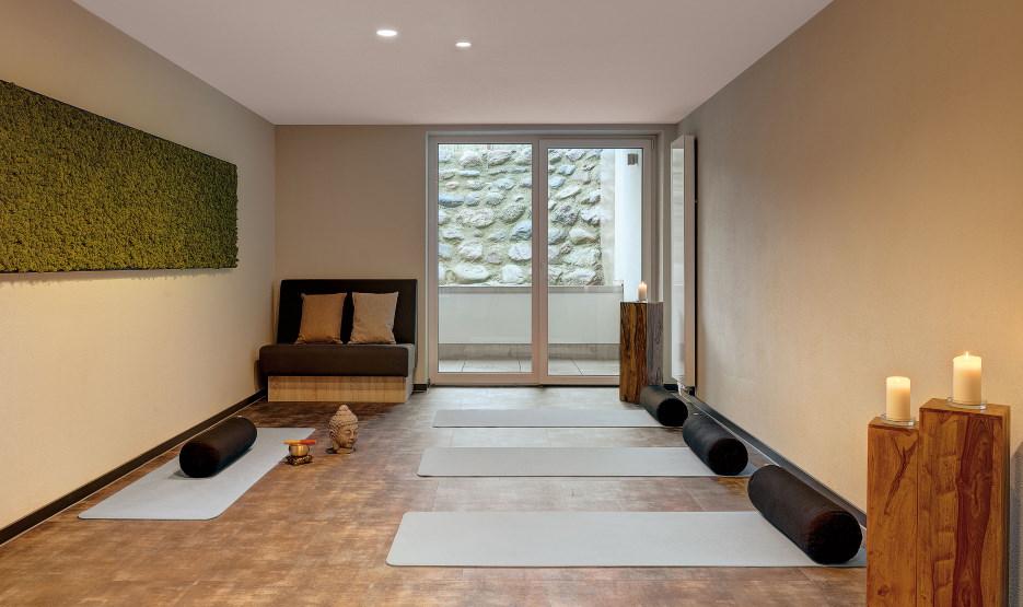 Hotel Die Sandburg Langeoog - Yoga 2