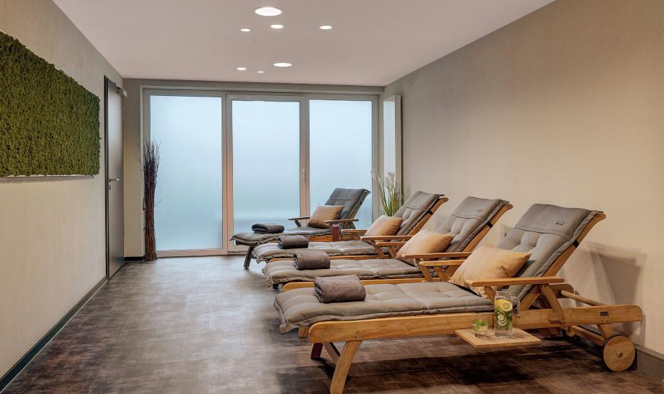 Hotel Die Sandburg Langeoog - Yoga